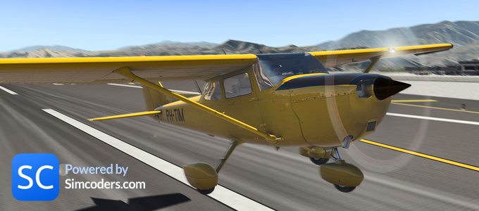 Partnered with Simcoders to inspire student pilots through X-Plane 11